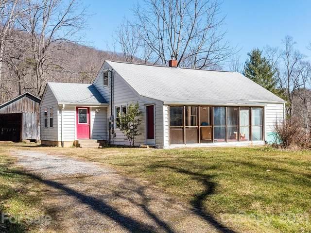 406 Curtis Creek Road, Candler, NC 28715 (#3707162) :: NC Mountain Brokers, LLC
