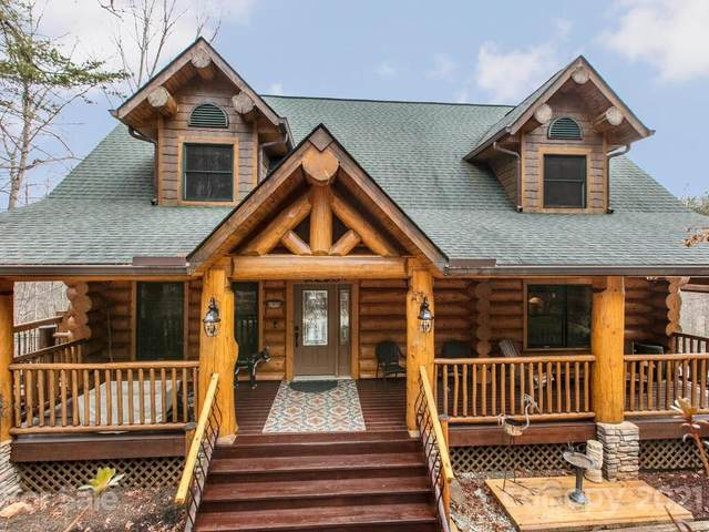 205 Wilkerson Court #14, Lake Lure, NC 28746 (#3707347) :: Mossy Oak Properties Land and Luxury