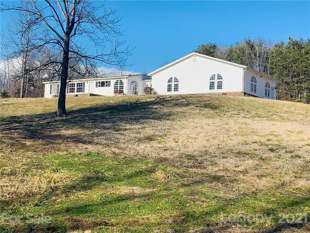 199 Shannon Carrigan Drive, Taylorsville, NC 28681 (#3707415) :: Besecker Homes Team