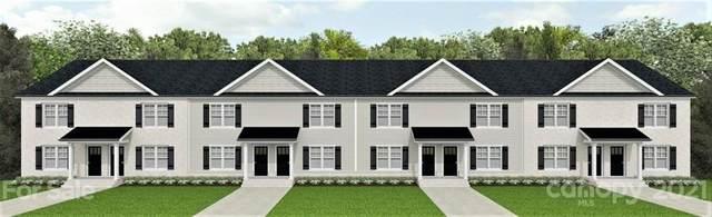 lot 10 Rowan Street #10, Granite Quarry, NC 28146 (#3707476) :: TeamHeidi®