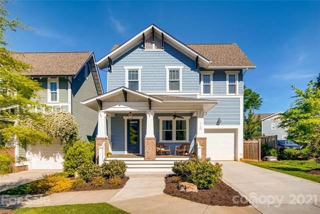 710 Morgan Park Drive, Charlotte, NC 28204 (#3707515) :: LePage Johnson Realty Group, LLC