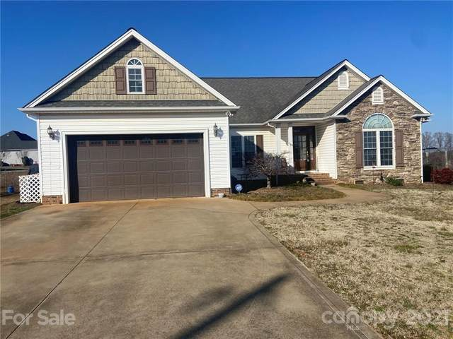 349 Webb Farm Road, Shelby, NC 28152 (#3707519) :: Burton Real Estate Group