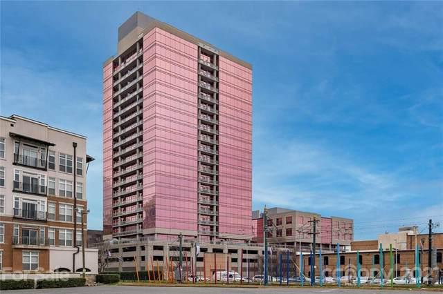 315 Arlington Avenue #1903, Charlotte, NC 28203 (#3707533) :: LKN Elite Realty Group | eXp Realty