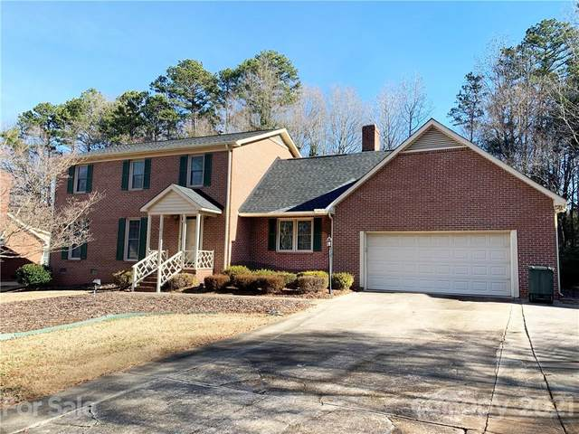 132 Wellington Drive, Salisbury, NC 28144 (#3707579) :: Home and Key Realty
