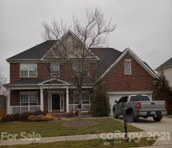 8025 Leonine Court, Charlotte, NC 28269 (#3707646) :: Home and Key Realty