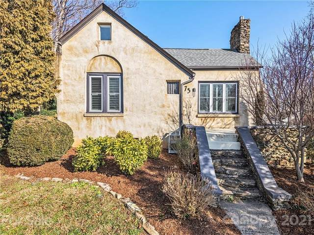 75 Fenner Avenue, Asheville, NC 28804 (#3707660) :: DK Professionals Realty Lake Lure Inc.