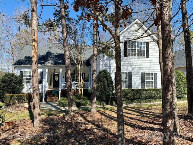 10911 Sycamore Club Drive #54, Mint Hill, NC 28227 (#3707728) :: The Ordan Reider Group at Allen Tate