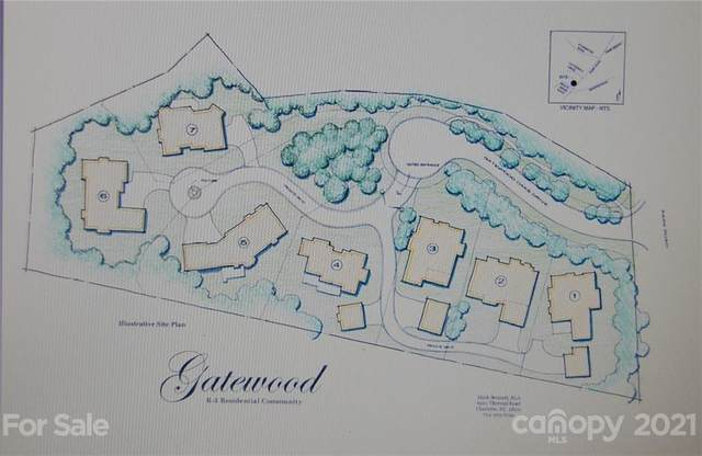 3520 Gatewood Oaks Drive Lot 2, Charlotte, NC 28210 (#3707805) :: High Performance Real Estate Advisors