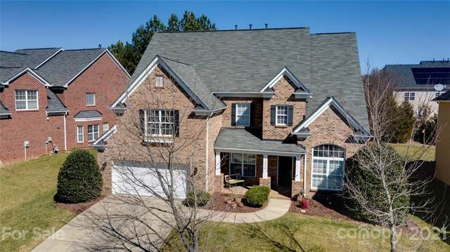 10418 Falling Leaf Drive NW, Concord, NC 28027 (#3707847) :: Rowena Patton's All-Star Powerhouse