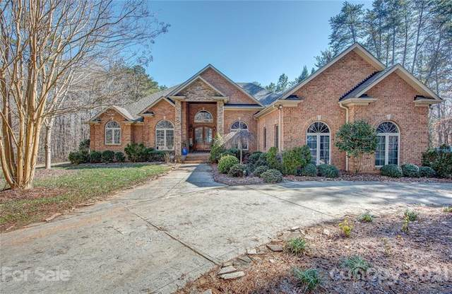 3421 Farm View Lane, Iron Station, NC 28080 (#3707848) :: Home and Key Realty