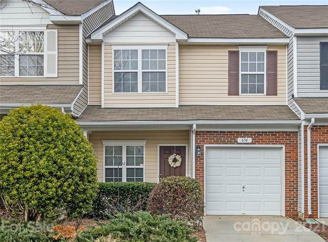 634 Fountain Court, Fort Mill, SC 29715 (#3707996) :: High Performance Real Estate Advisors