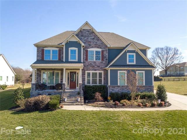 142 Farm Knoll Way, Mooresville, NC 28117 (#3708013) :: High Performance Real Estate Advisors