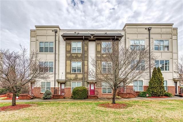 845 Seigle Point Drive, Charlotte, NC 28204 (#3708086) :: High Performance Real Estate Advisors