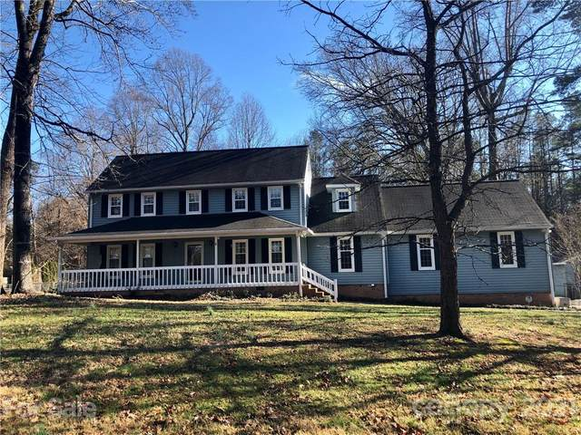 11910 Stoney Meadow Drive, Mint Hill, NC 28227 (#3708189) :: The Ordan Reider Group at Allen Tate