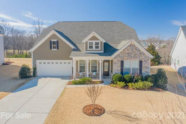 116 Eagles Landing Drive, Mooresville, NC 28117 (#3708222) :: LePage Johnson Realty Group, LLC