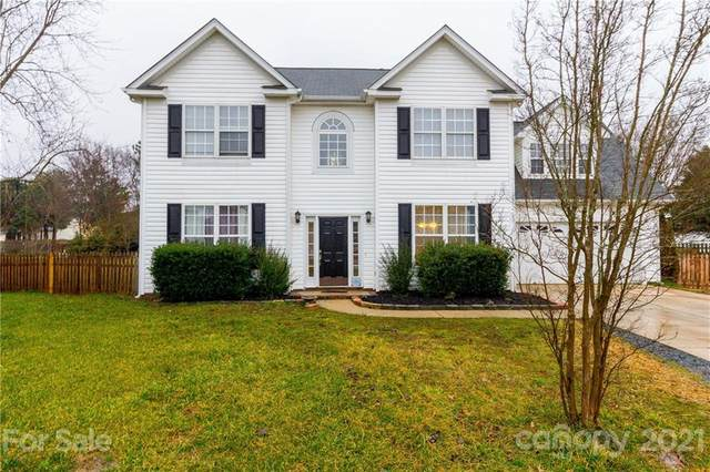 7545 Sparkleberry Drive, Indian Trail, NC 28079 (#3708275) :: Bigach2Follow with Keller Williams Realty