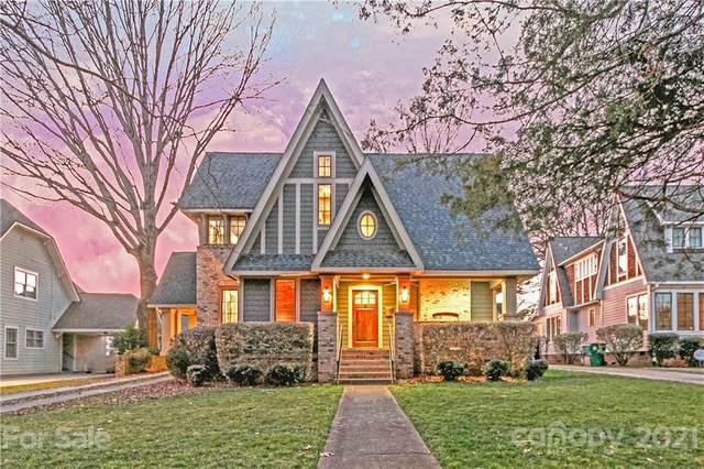 2212 Springdale Avenue, Charlotte, NC 28203 (#3708327) :: Bigach2Follow with Keller Williams Realty