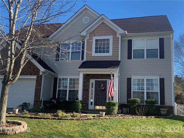 1314 Gambel Drive, Concord, NC 28027 (#3708344) :: Home and Key Realty