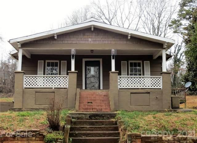 147 N Hillside Street, Rutherfordton, NC 28139 (#3708492) :: High Performance Real Estate Advisors