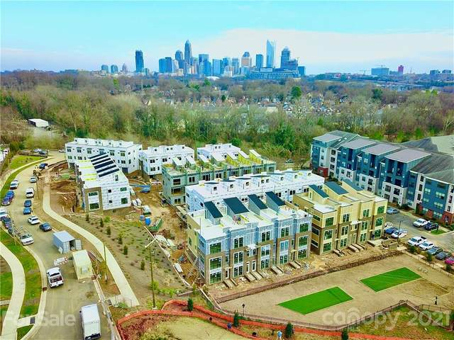 2335 Wesley Village Road #21, Charlotte, NC 28208 (#3708500) :: Home and Key Realty