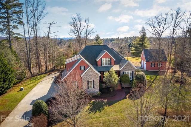 171 Double Brook Drive, Weaverville, NC 28787 (#3708531) :: Scarlett Property Group