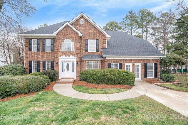 228 Wednesbury Boulevard, Charlotte, NC 28262 (#3708533) :: Home and Key Realty