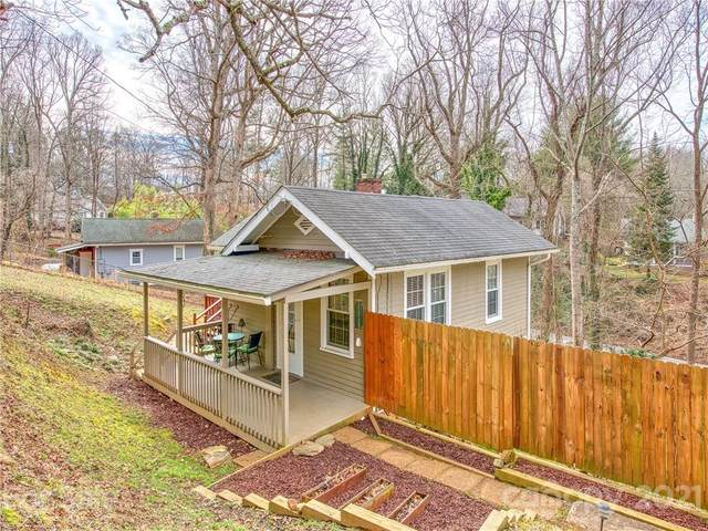 22 Parker Road, Asheville, NC 28803 (#3708540) :: Keller Williams South Park