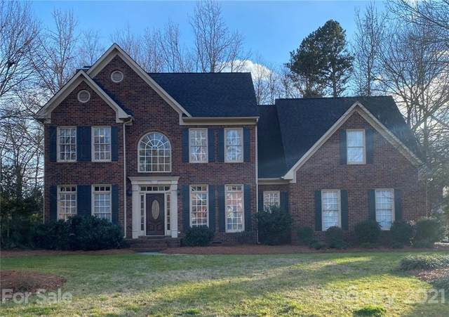 9910 Bayart Way, Huntersville, NC 28078 (#3708578) :: Ann Rudd Group