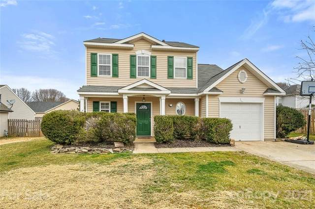 1044 Rocky Meadows Lane, Concord, NC 28025 (#3708579) :: Home and Key Realty