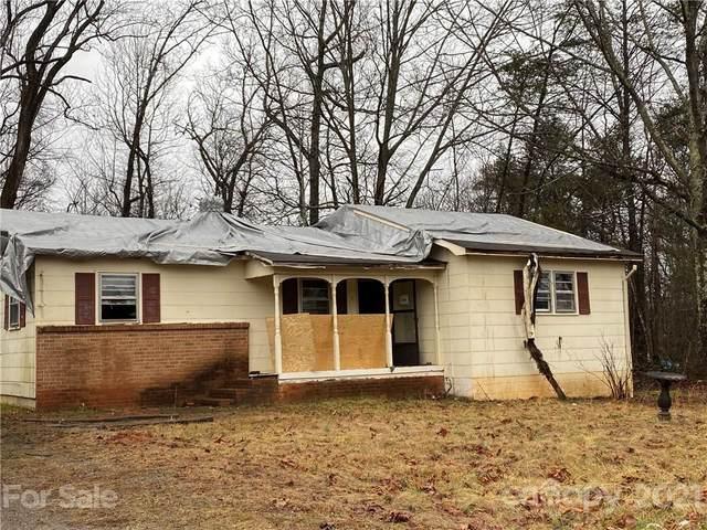 317 Fletcher Street, Morganton, NC 28655 (#3708633) :: High Performance Real Estate Advisors