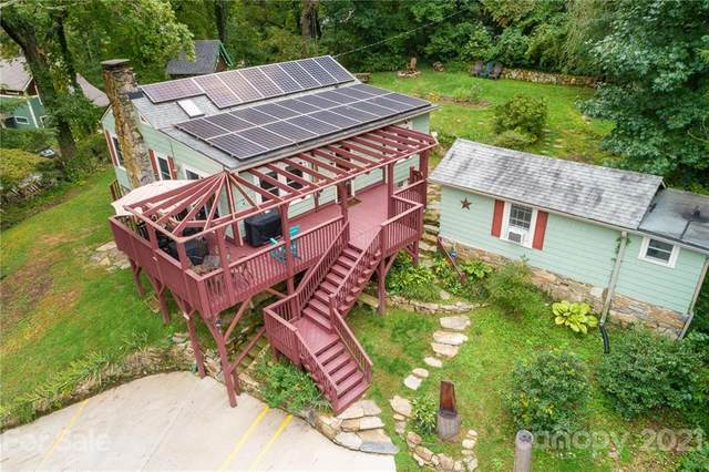 61 Hibriten Drive, Asheville, NC 28801 (#3708654) :: Home and Key Realty