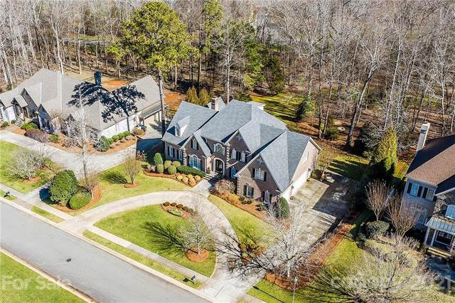 4011 Blossom Hill Drive, Weddington, NC 28104 (#3708671) :: Carver Pressley, REALTORS®