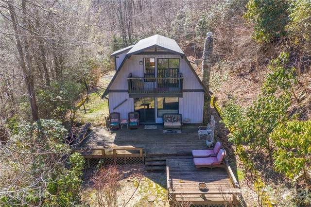 299 Huckleberry Drive, Maggie Valley, NC 28751 (#3708681) :: Caulder Realty and Land Co.