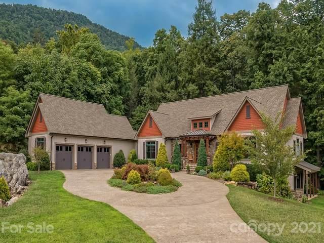 2554 Deep Gap Farm Road, Mill Spring, NC 28756 (#3708717) :: Keller Williams Professionals