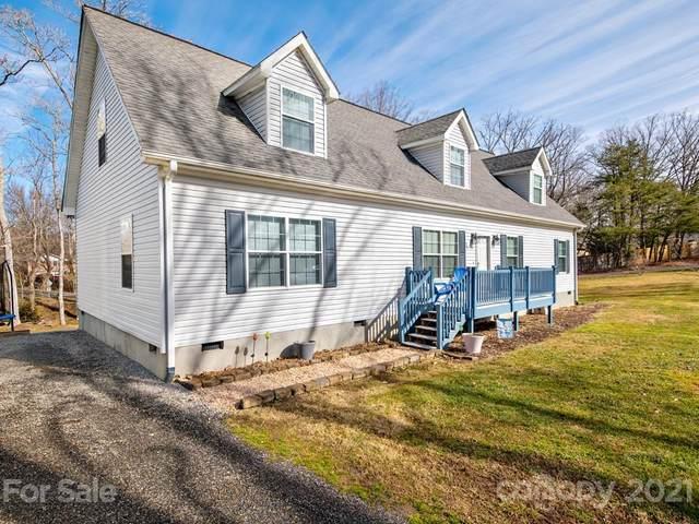 40 Liberty Road, Candler, NC 28715 (#3708736) :: NC Mountain Brokers, LLC