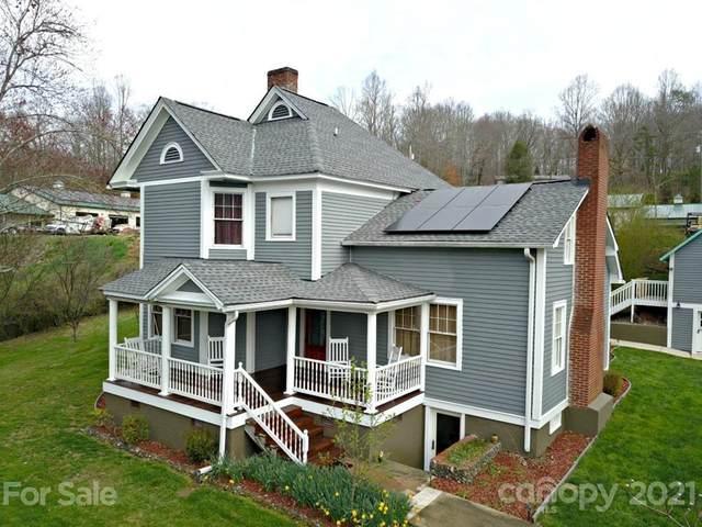 55 Woody Hampton Street, Sylva, NC 28779 (#3708818) :: High Performance Real Estate Advisors
