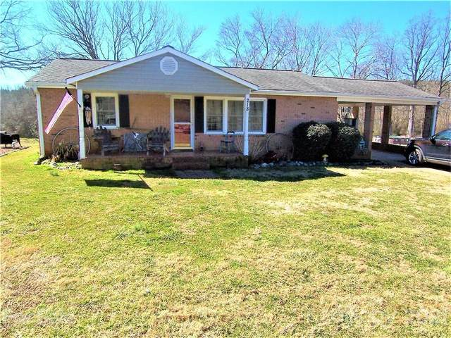 218 White Street, Casar, NC 28020 (#3708854) :: Home and Key Realty