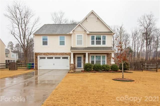 7427 Edgefield Court, Matthews, NC 28104 (#3708871) :: Carolina Real Estate Experts