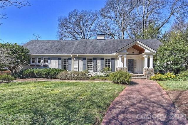 1300 Dilworth Road, Charlotte, NC 28203 (#3708903) :: Carver Pressley, REALTORS®