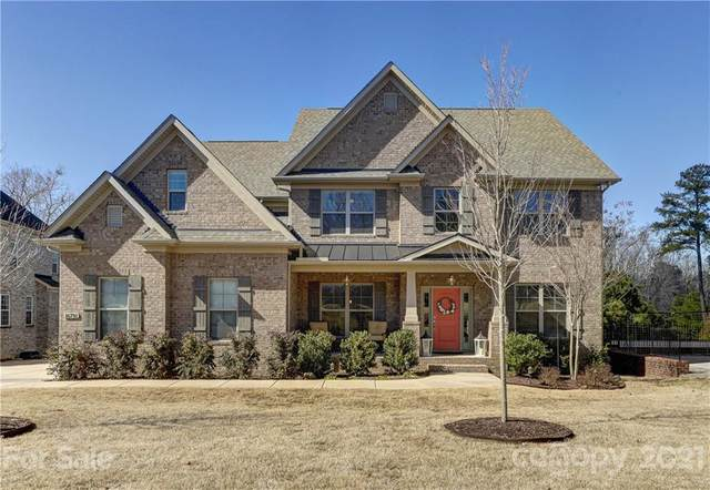 16731 Crosshaven Drive, Charlotte, NC 28278 (#3709058) :: Burton Real Estate Group