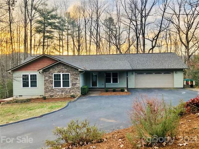 125 Rollins Place Road, Brevard, NC 28712 (#3709081) :: Stephen Cooley Real Estate Group