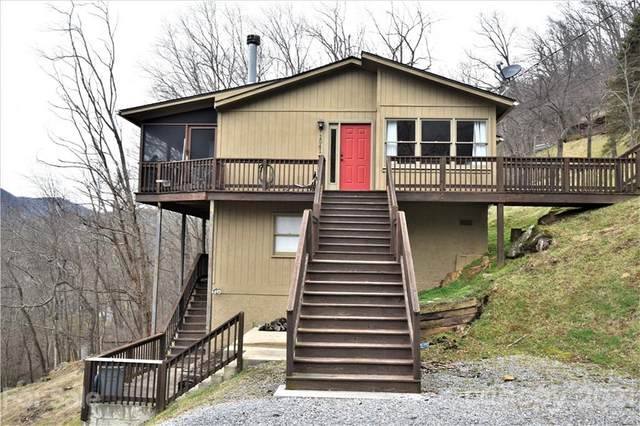 1541 Utah Mountain Road, Waynesville, NC 28785 (#3709089) :: The Snipes Team | Keller Williams Fort Mill