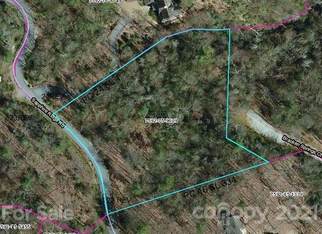 Lot 22 Sapphire Ridge Road, Sapphire, NC 28774 (#3709126) :: Stephen Cooley Real Estate Group