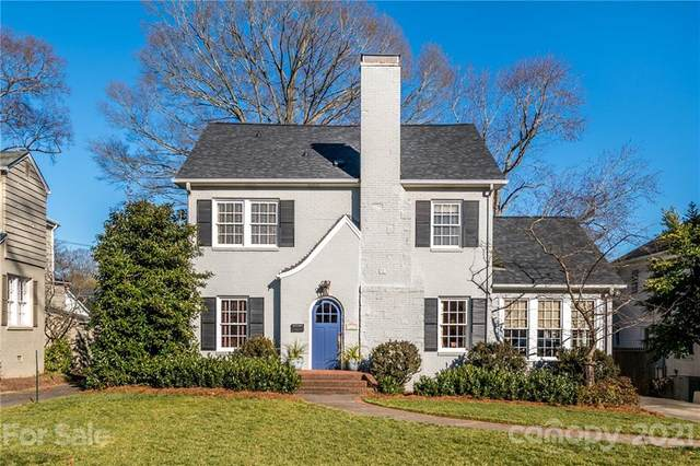 1417 Biltmore Drive, Charlotte, NC 28207 (#3709144) :: MOVE Asheville Realty