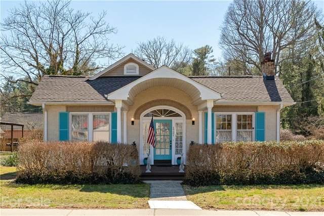 1721 Haywood Road, Hendersonville, NC 28791 (#3709193) :: Lake Wylie Realty