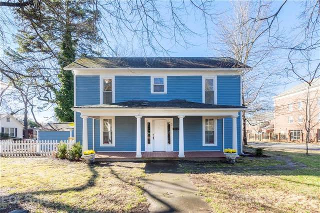 401 Chester Street, Gastonia, NC 28052 (#3709209) :: DK Professionals Realty Lake Lure Inc.