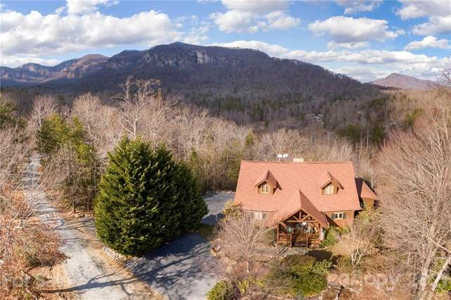 159 Deer Trail, Lake Lure, NC 28746 (#3709210) :: TeamHeidi®