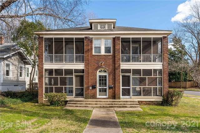 2147 Park Road, Charlotte, NC 28203 (#3709233) :: Home and Key Realty