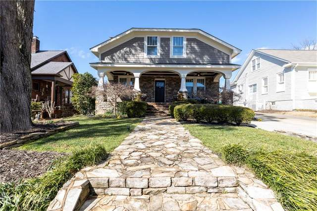 1822 Lombardy Circle, Charlotte, NC 28203 (#3709343) :: Home and Key Realty