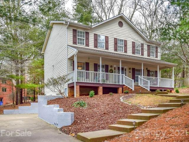 21 Bear Knoll Drive, Asheville, NC 28805 (#3709474) :: Keller Williams Professionals